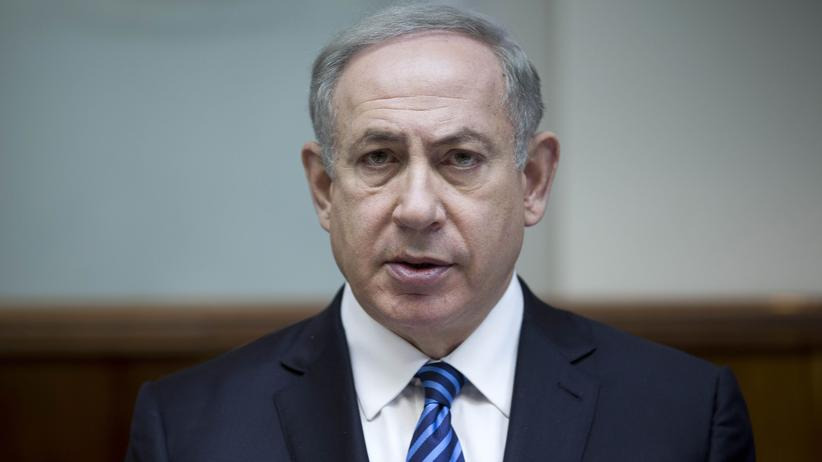 Nahost: Israels Premierminister Netanjahu Anfang Dezember in Jerusalem