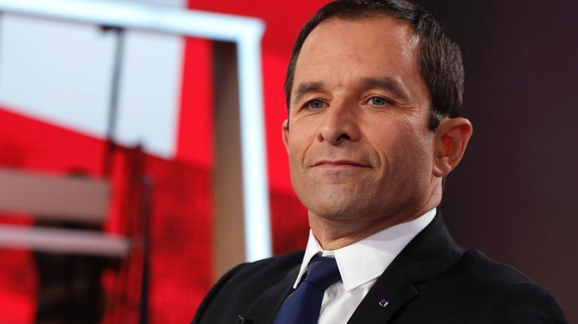 Frankreichs Sozialisten: Benoît Hamon, Präsidentschaftsbewerber der Sozialisten