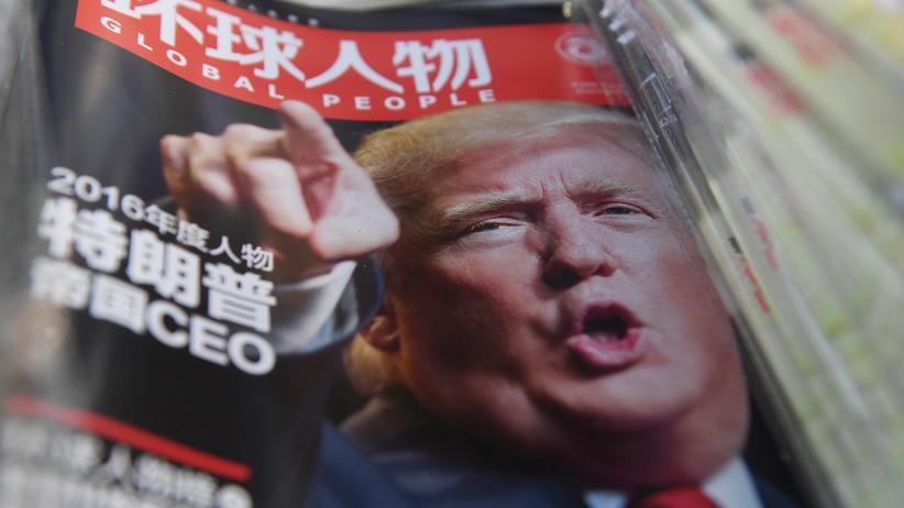 Taiwan: China sieht Beziehungen zu den USA in Gefahr