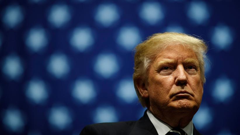 US-Präsident: Nur die Vereidigung trennt Donald Trump noch vom Weißen Haus.