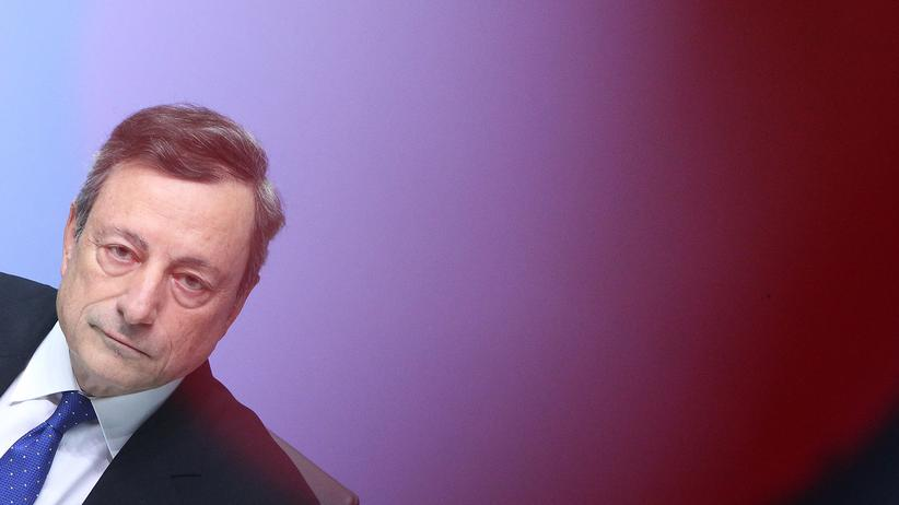 Europäische Zentralbank: EZB-Chef Mario Draghi