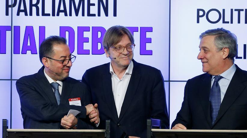 Europaparlament: Wer folgt auf Martin Schulz?