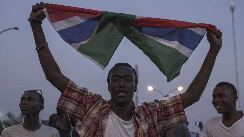 Gambia-Intervention: Schlechte Zeiten für afrikanische Autokraten