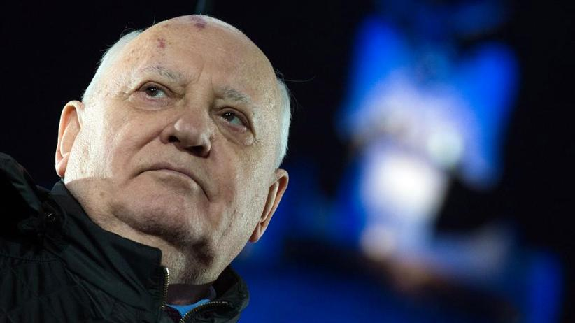 """Michail Gorbatschow: """"Es sieht so aus, als bereite sich die Welt gerade auf Krieg vor"""""""