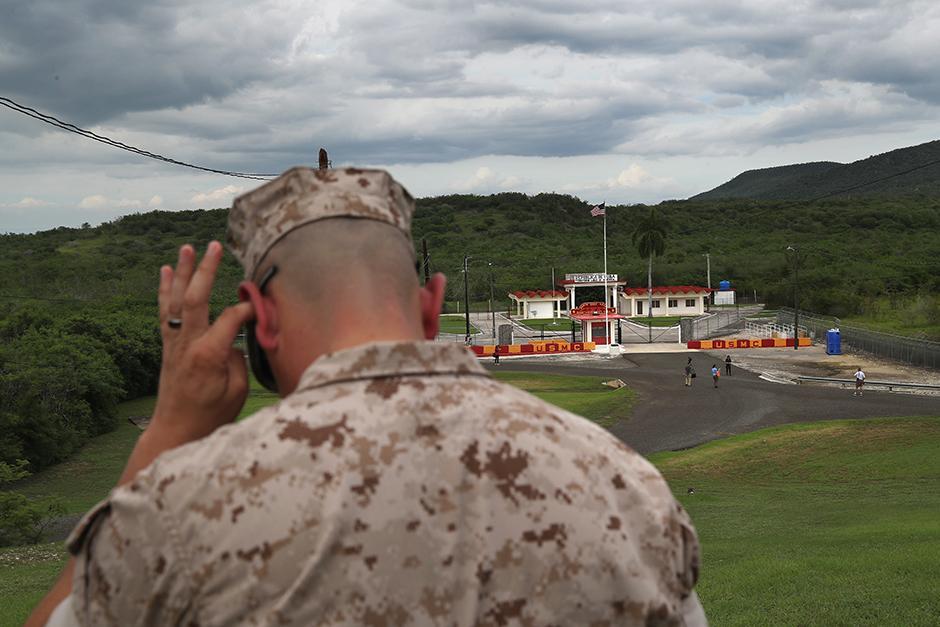 Guantanamo, Kuba, Gefangenenlager