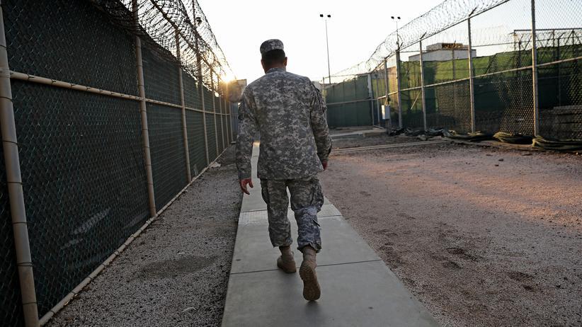 US-Gefangenenlager: Hinter dem Stacheldraht von Guantanamo