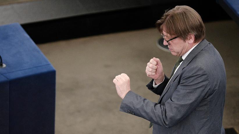 Europaparlament: Wildes Geschacher, warum auch nicht