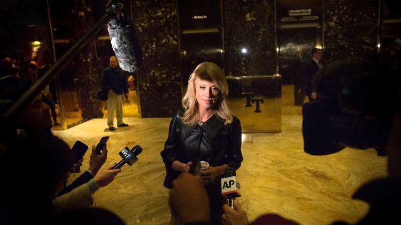 Kellyanne Conway: Trumps Cinderella