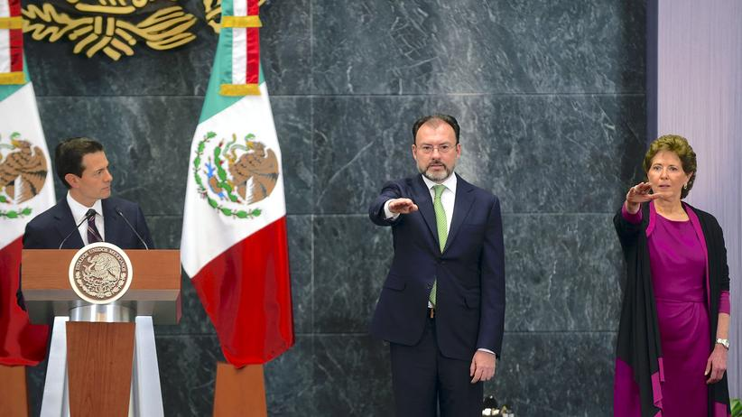 Luis Videgaray Mexiko