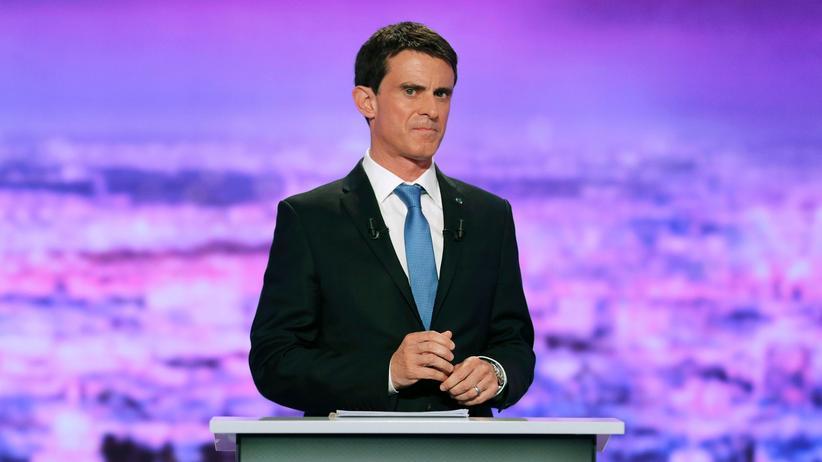 Frankreich: Valls warnt vor Niederlage gegen Le Pen