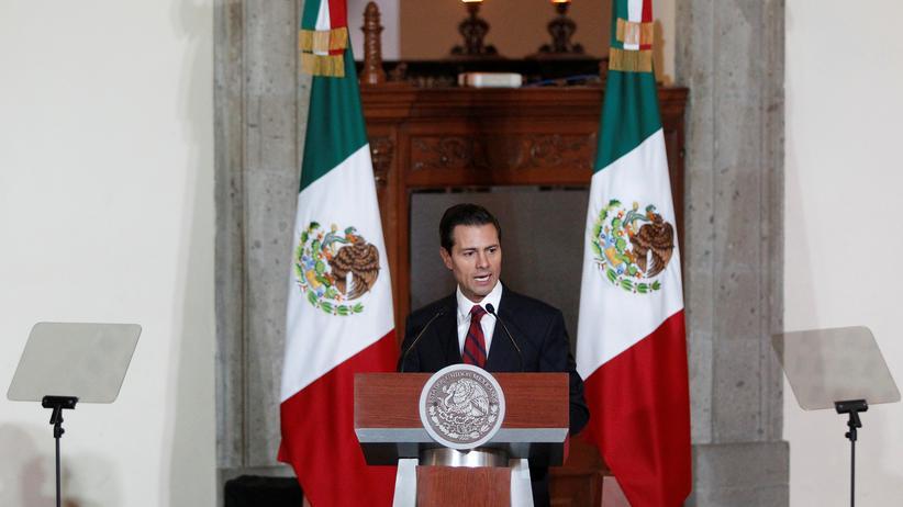 Der Staatschef von Mexiko geht auf Distanz zum künftigen US-Präsidenten.