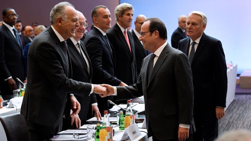 Nahost-Konferenz: Frankreich und Deutschland kritisieren US-Pläne