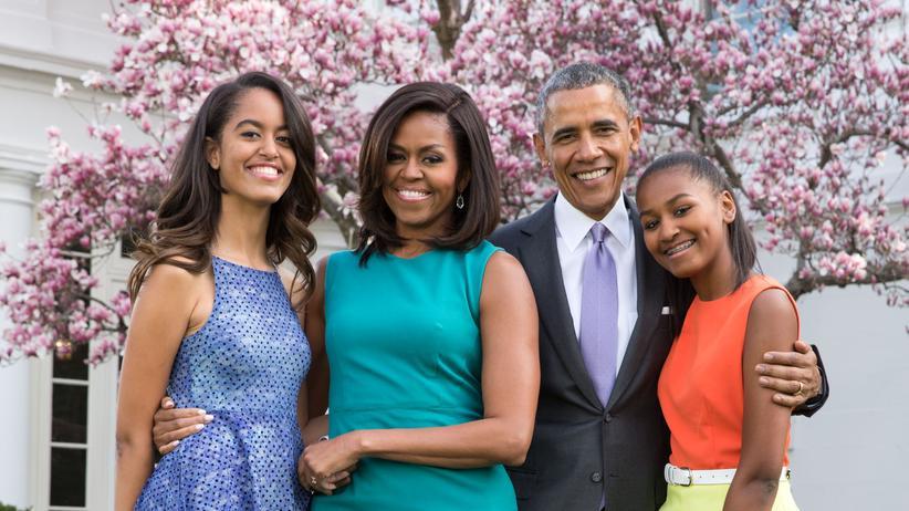 Die Obamas: Eine schrecklich nette Familie