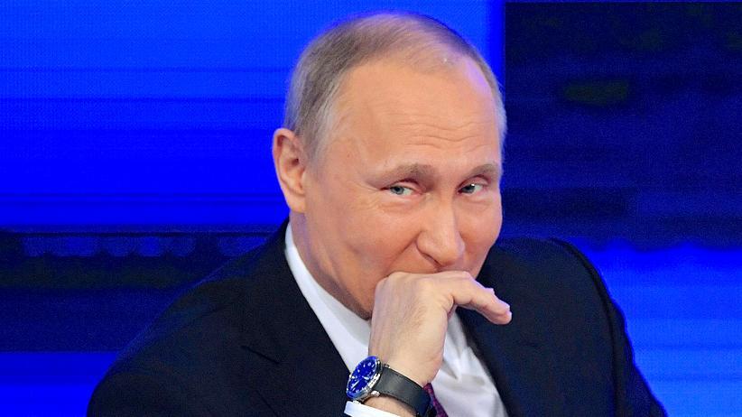 US-Geheimdienst: Herr über die russischen Geheimdienste und Internet-Trolle: Präsident Wladimir Putin