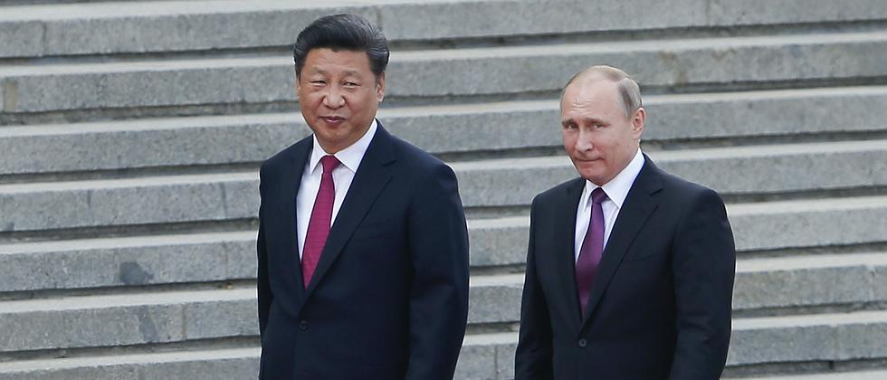 Wladimir Putin, Xi Jinping
