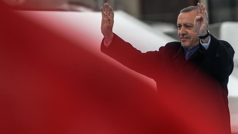 Recep Tayyip Erdoğan will ein Präsidialsystem etablieren.