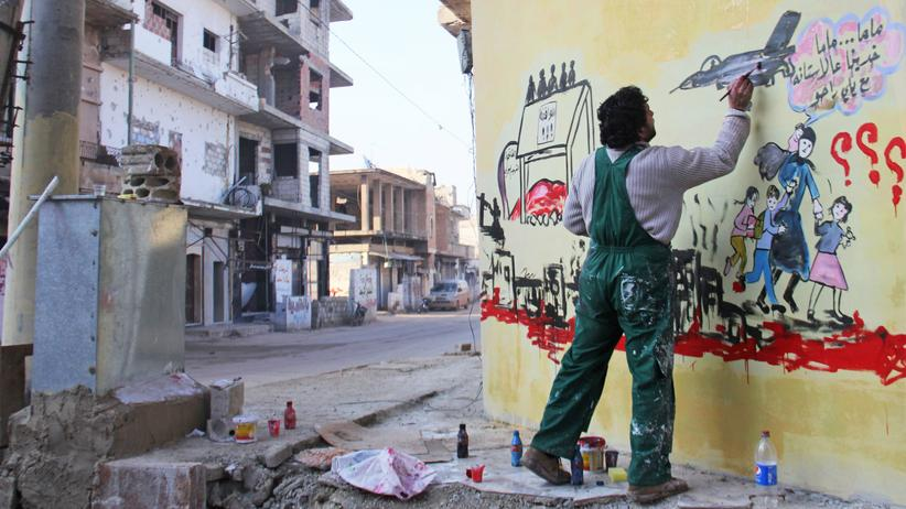 Syrien-Krieg: Friedensgespräche auf Ende Februar verschoben