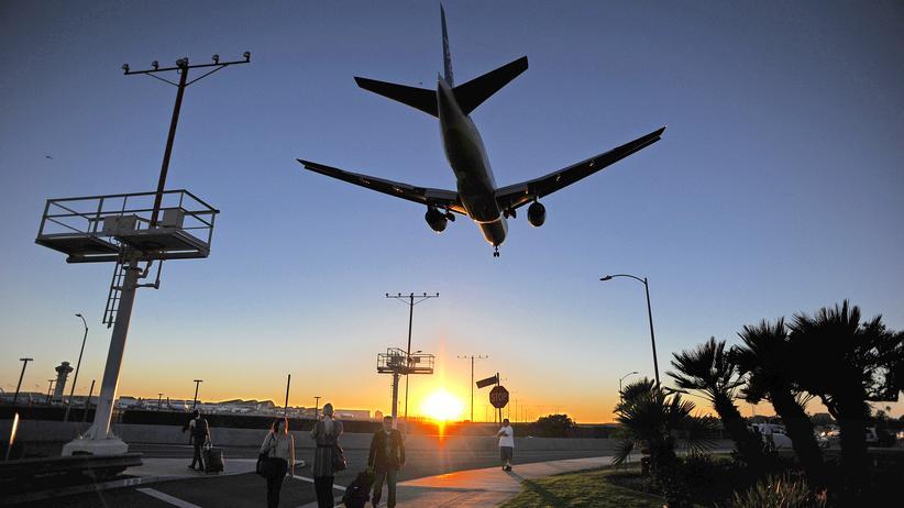 US-Einreisestopp Los Angeles International Airport