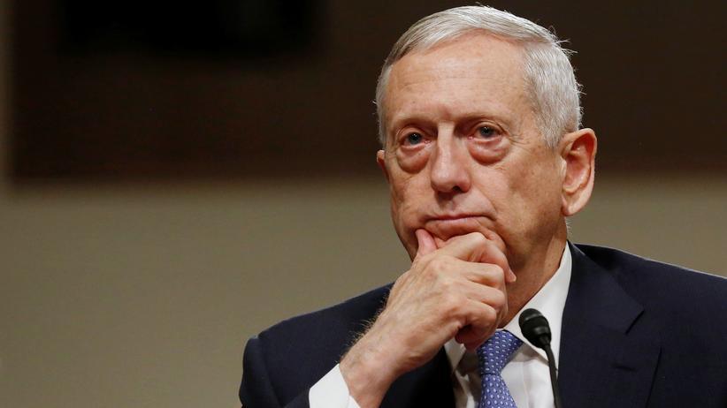 USA: Der neue Pentagon-Chef James Mattis