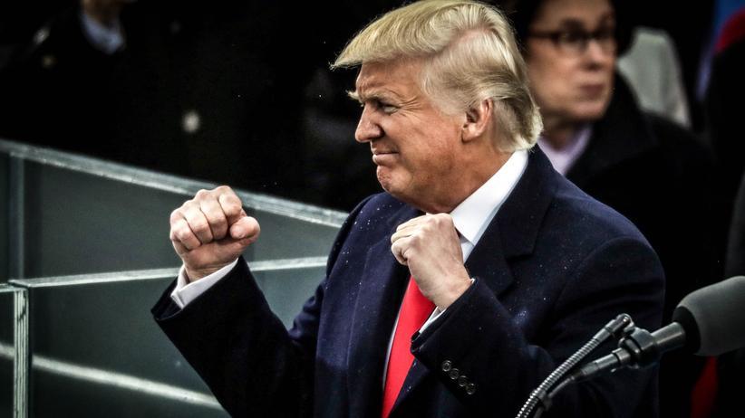 Donald Trump: Der 45. Präsident der USA: Donald Trump