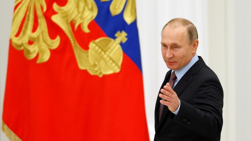 Die US-Geheimdienste vermuten Wladimir Putin hinter den Attacken.