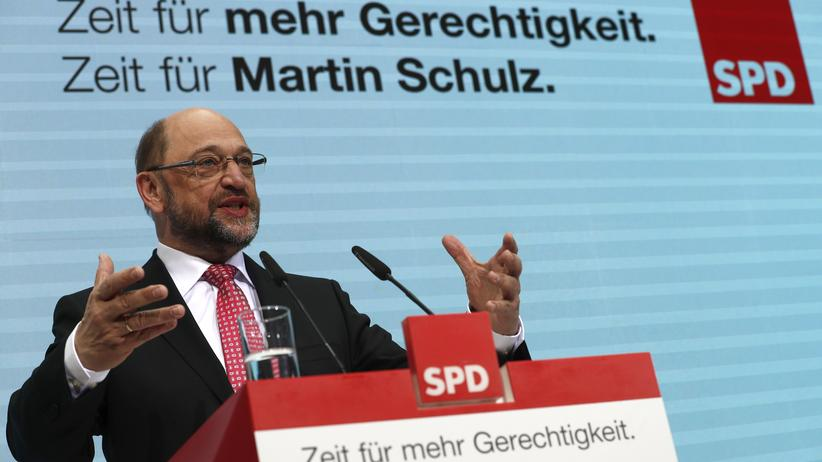 Martin Schulz führt die Sozialdemokraten aus einem langen Umfragetief.