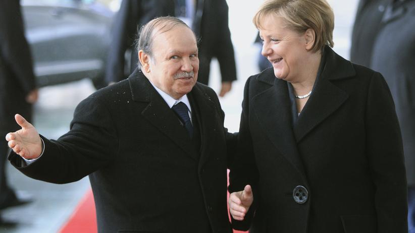 Merkel-Reise nach Algerien überraschend abgesagt