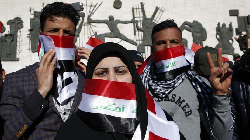 Bagdad: Bombenanschläge? Normalität!