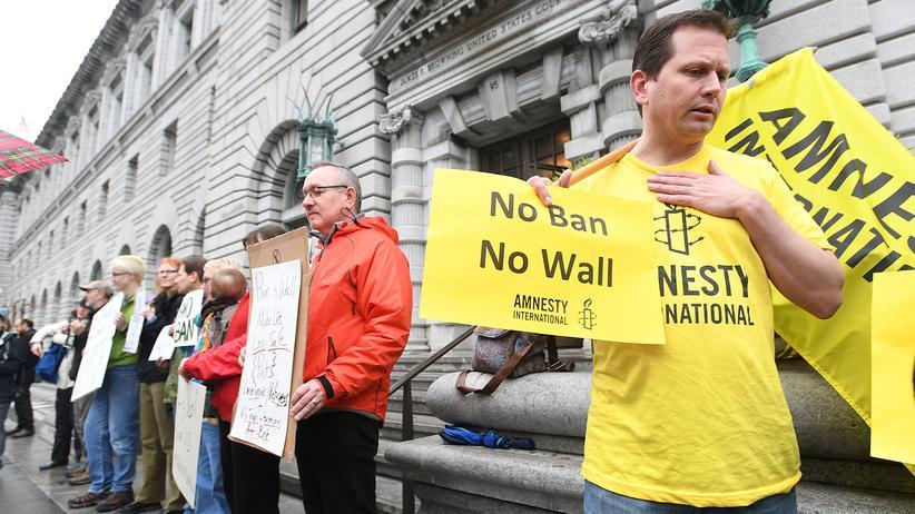 USA: Einreisestopp bleibt außer Kraft
