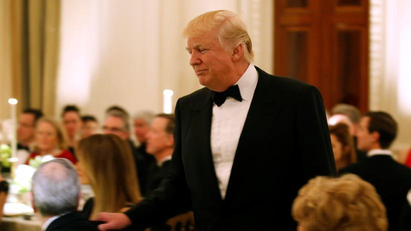 USA: Donald Trumps Kandidat für das Marineministerium zieht sich zurück