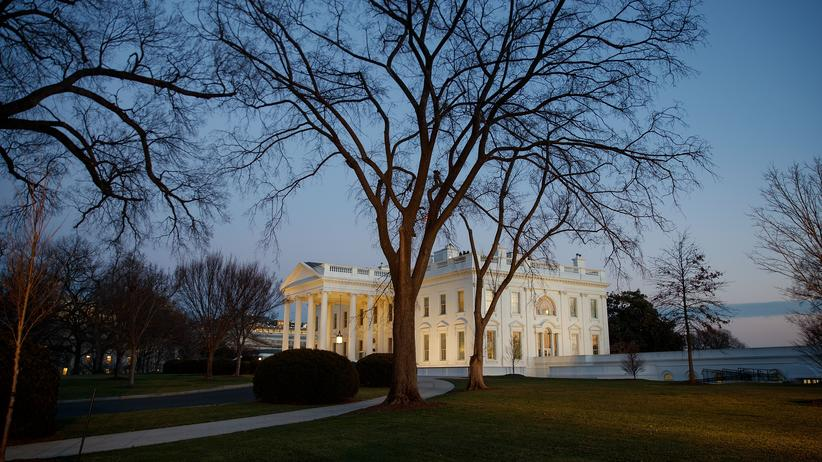 Donald Trump : Geheimtweets aus dem West Wing