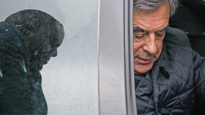 Fillon Frankreich Präsidentschaftskandidat