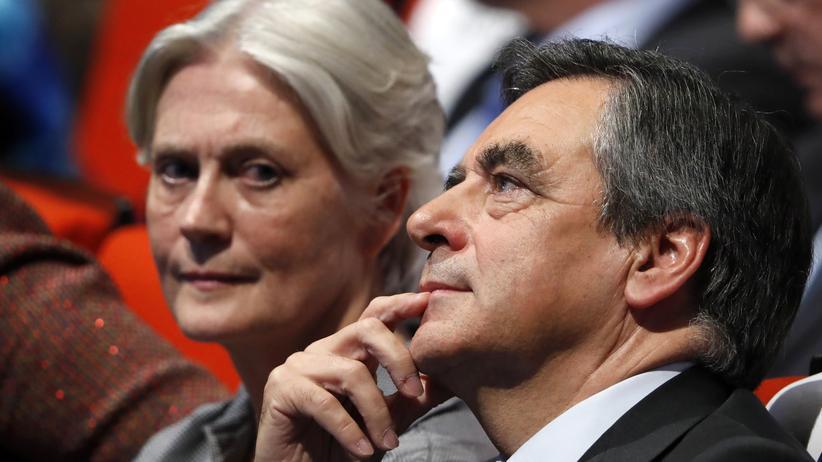 Frankreich: Fillons Frau soll hohe Abfindung erhalten haben