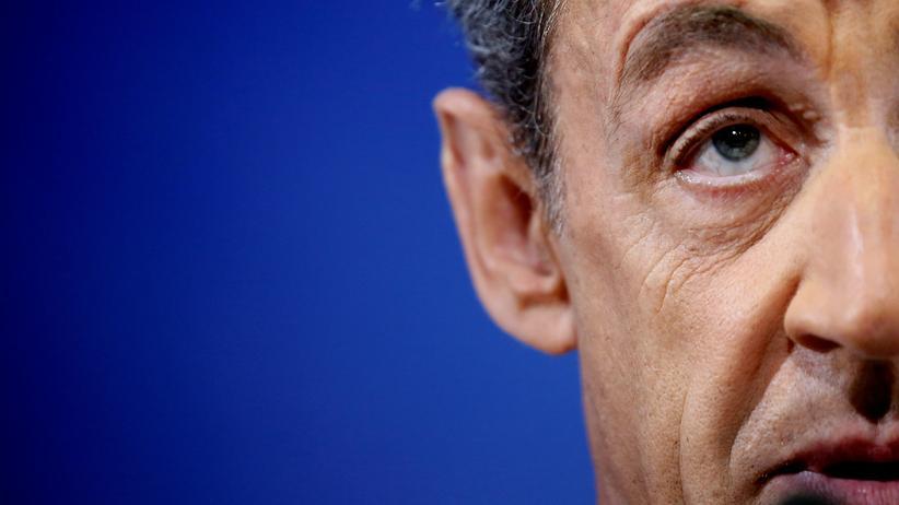 Frankreich: Frankreichs ehemaliger Präsident Nicolas Sarkozy
