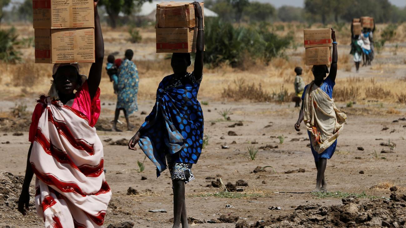 hungersnot usa und deutschland fordern ende der gewalt im s dsudan zeit online. Black Bedroom Furniture Sets. Home Design Ideas
