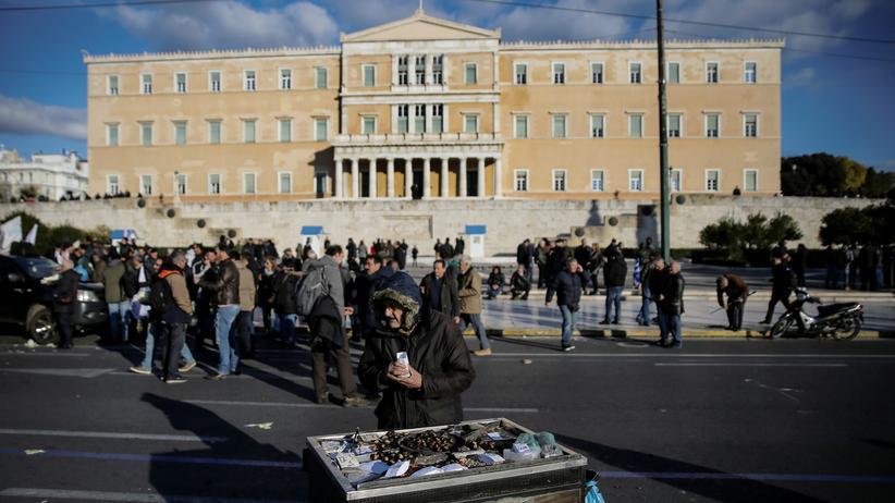 Griechenland: Die Kontrolleure kehren zurück