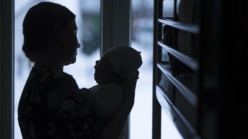 Häusliche Gewalt in Russland: In einem Haus für geschlagene Frauen nahe Moskau