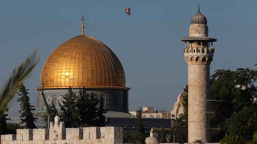 Israel: Die Al-Aqsa-Moschee in Jerusalem