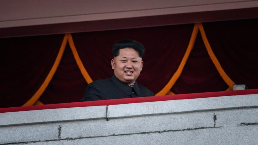 Kim Jong Un: Nordkoreas Machthaber Kim Jong Un