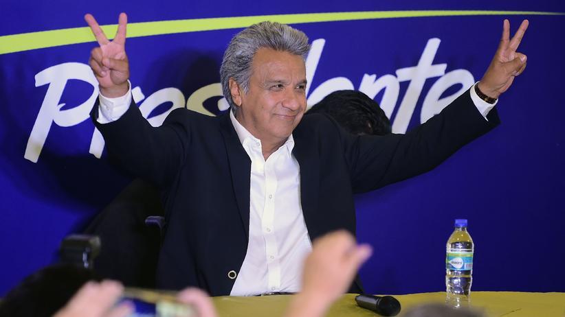 Ecuador: Mögliche Stichwahl in Ecuador