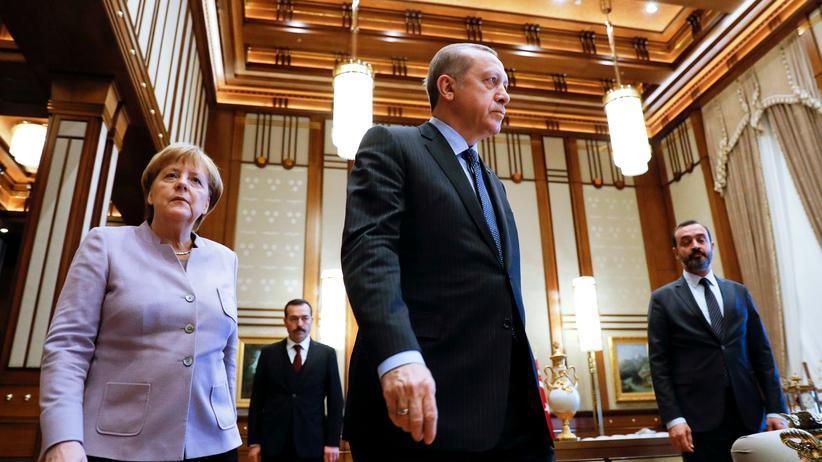 Angela Merkel in der Türkei: Enttäuschte Liebe