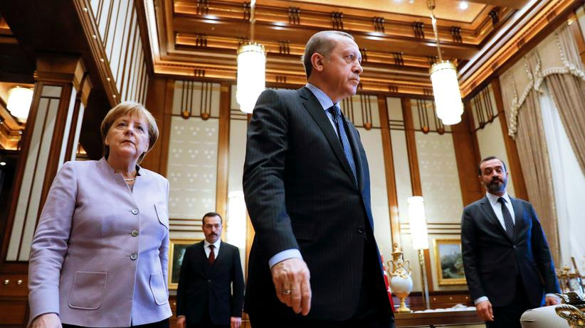 Merkel Türkei Ankara