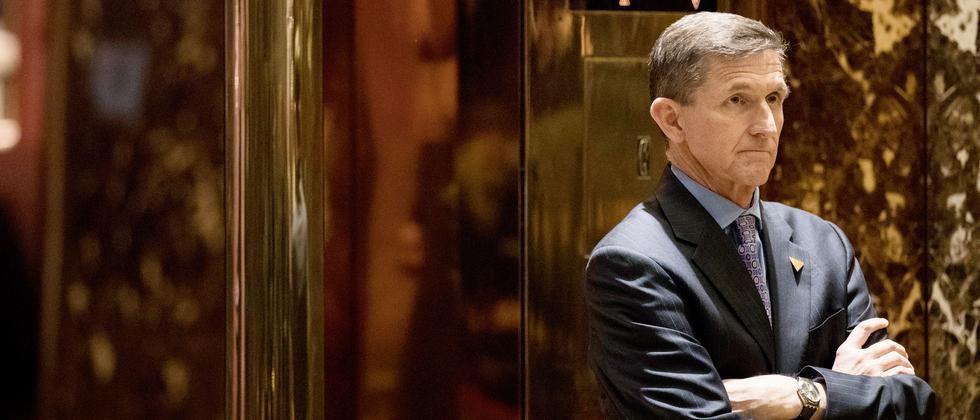 Flynn hat mit dem russischen Botschafter über US-Sanktionen gesprochen.