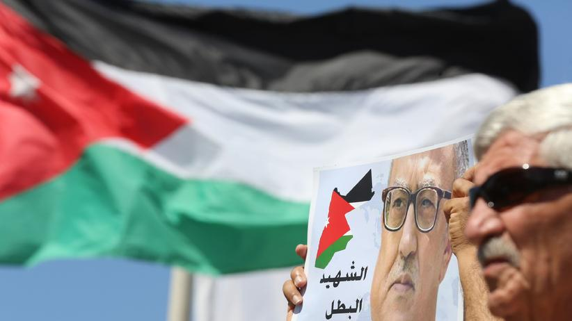 Jordanien: Fünf Kugeln auf Nahed Hattar