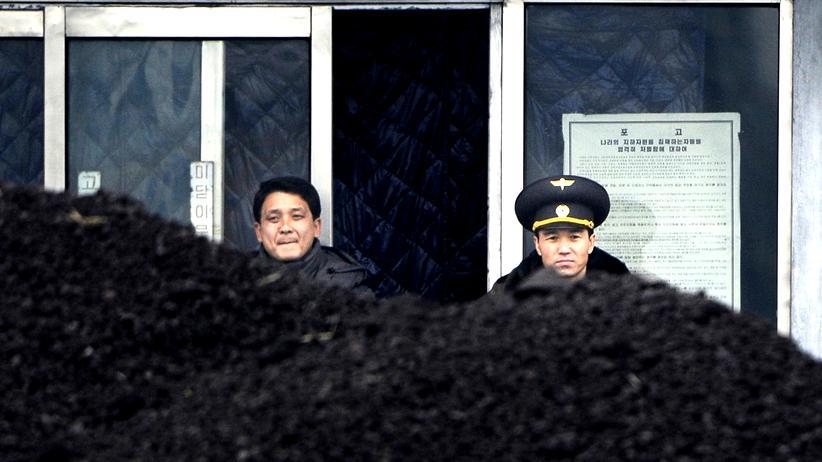 Nordkorea: Pekings Kohle-Signal an Trump