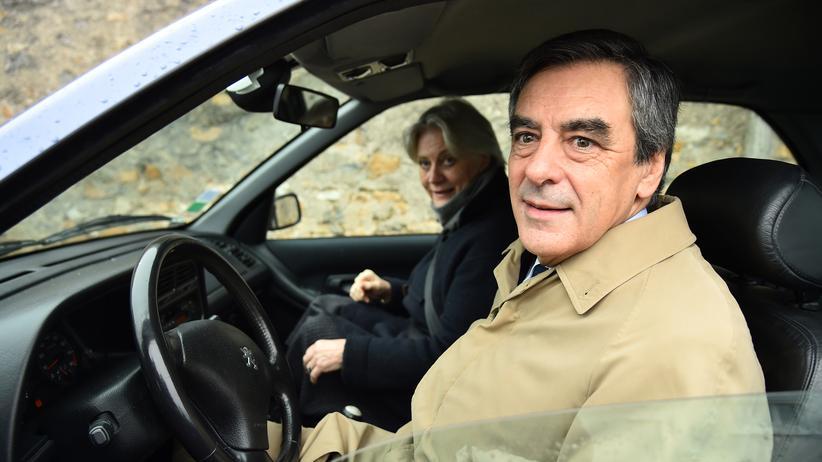 Frankreich: Kuscheln mit den Mächtigen