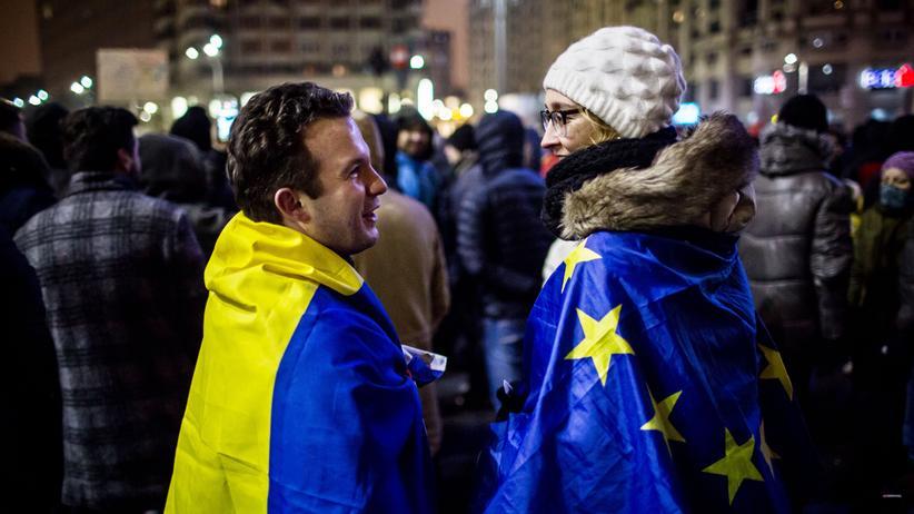 Europäische Union: Vielleicht retten ja die Rumänen die EU