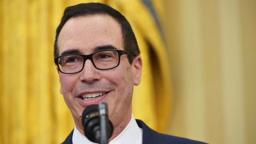 USA: Der neue US-Finanzminister Steven Mnuchin