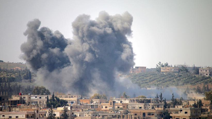 Syrien Kämpfe Friedensgespräche Schweiz