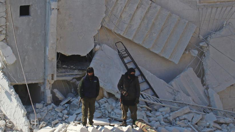 Syrien: US-Luftwaffe tötet elf Al-Kaida-Kämpfer